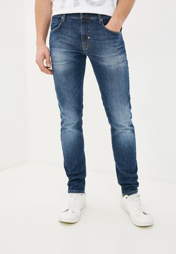 мужские прямые джинсы antony morato, синие