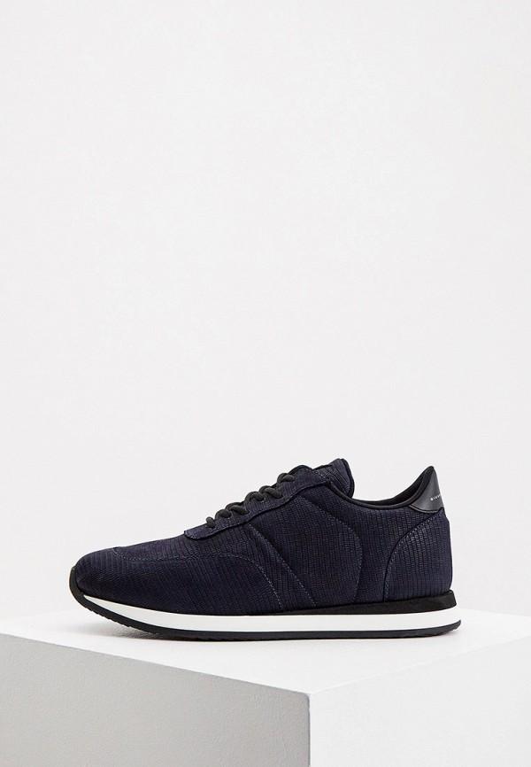 мужские кроссовки giuseppe zanotti, синие
