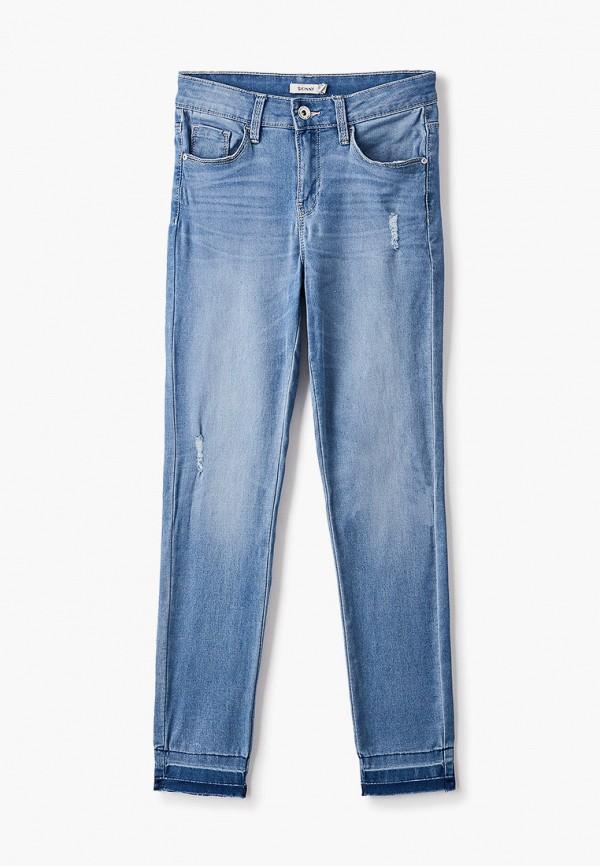 джинсы ovs для девочки, голубые