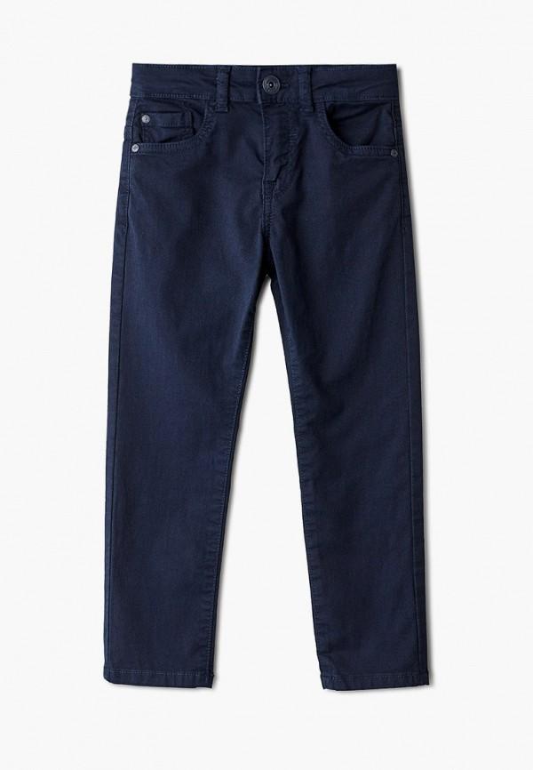 брюки ovs для мальчика, синие