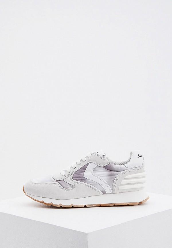 женские кроссовки voile blanche, серые