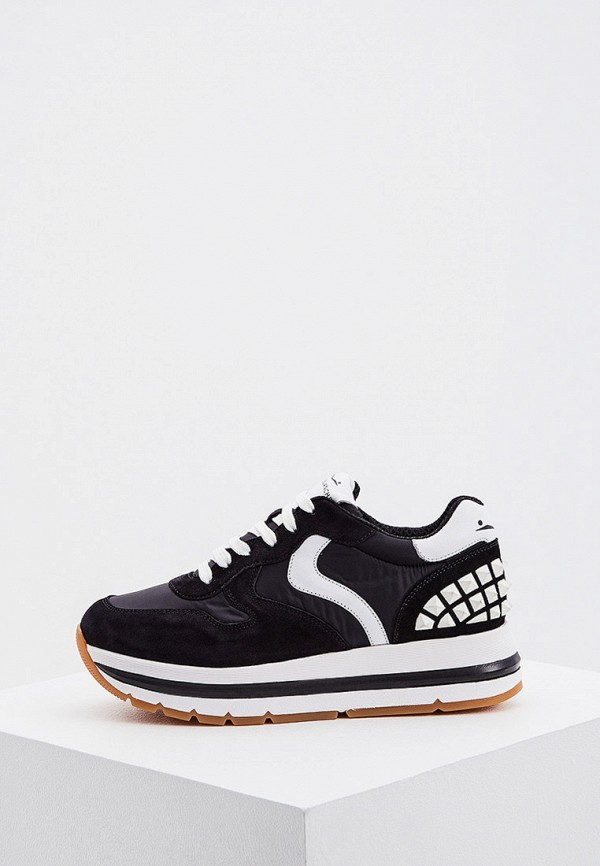 женские кроссовки voile blanche, черные