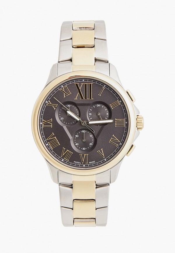 Часы Fossil FS5636, цвет разноцветный. Цена: 17699 р. Коллекция: Весна-лето 2021, Пол: men, Сезонность: мульти, Страна-изготовитель: Китай - фото 1