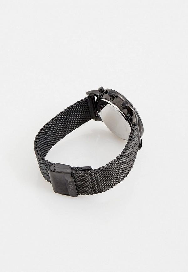 Часы Fossil FS5707, цвет черный. Цена: 17699 р. Коллекция: Весна-лето 2021, Пол: men, Сезонность: мульти, Страна-изготовитель: Китай - фото 2