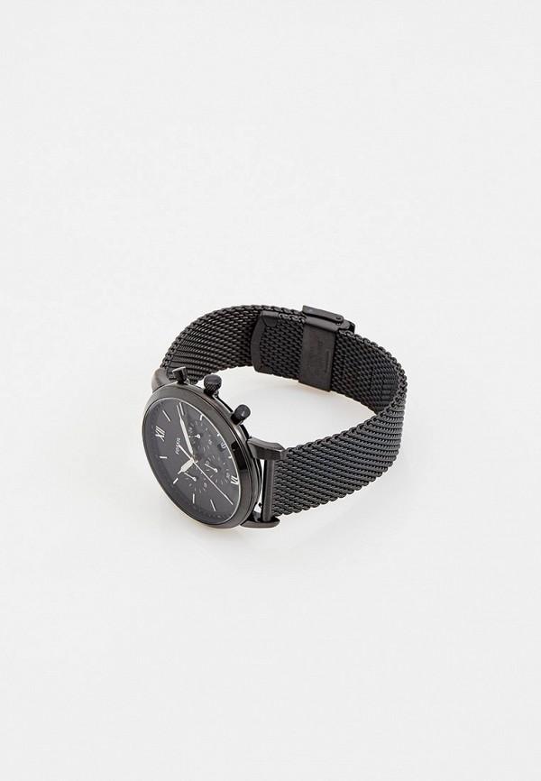 Часы Fossil FS5707, цвет черный. Цена: 17699 р. Коллекция: Весна-лето 2021, Пол: men, Сезонность: мульти, Страна-изготовитель: Китай - фото 3