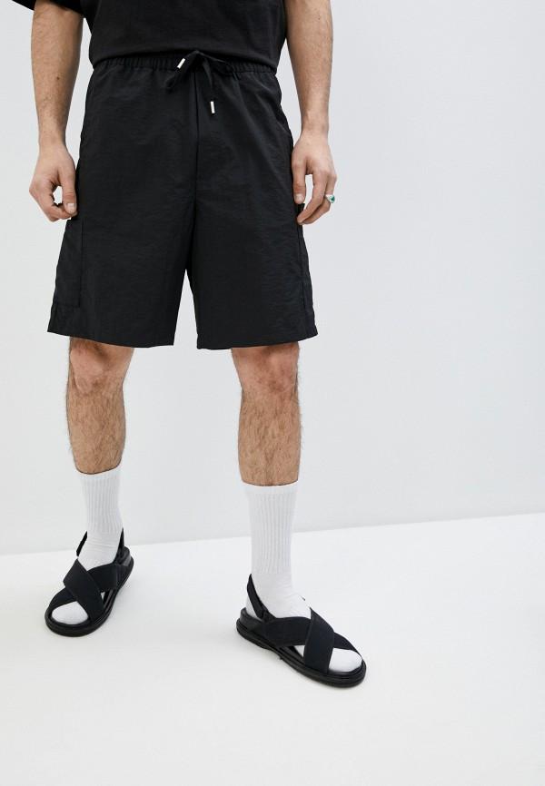 мужские повседневные шорты heron preston, черные