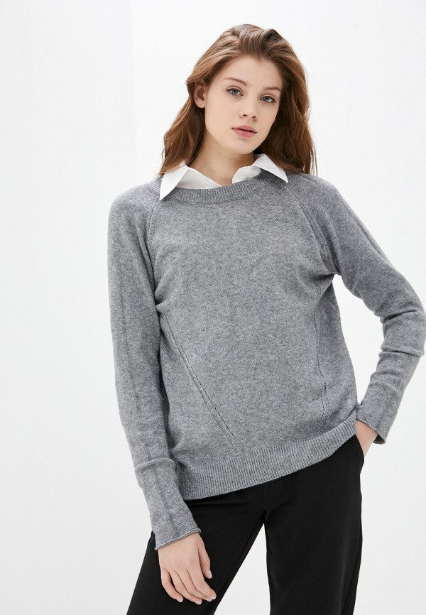 женский джемпер zabaione, серый