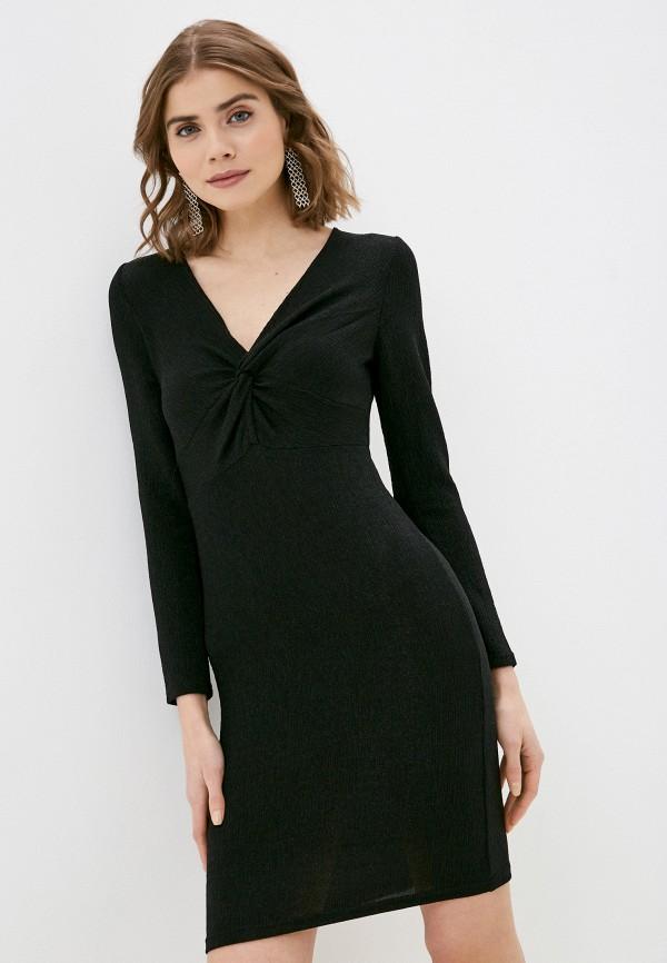 женское вечерние платье zabaione, черное
