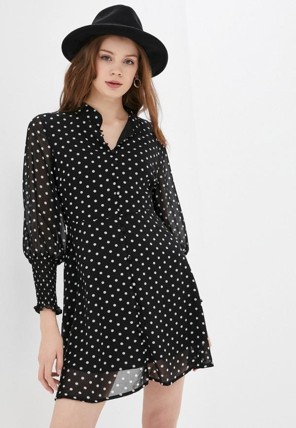 женское платье zabaione, черное