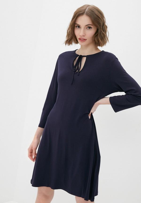 женское повседневные платье zabaione, синее