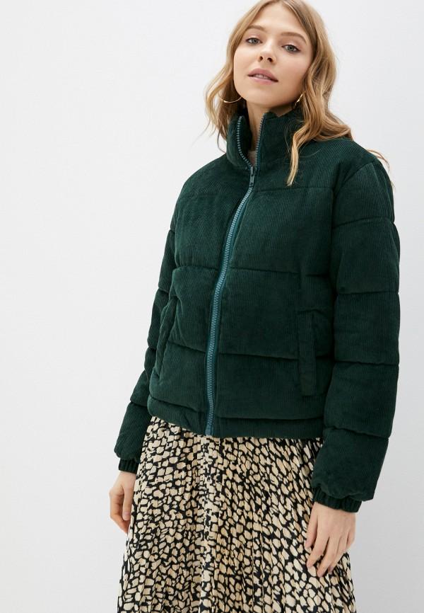 женская куртка haily's, зеленая