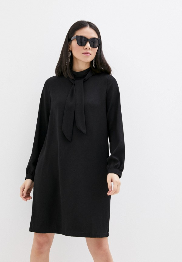 женское повседневные платье zabaione, черное