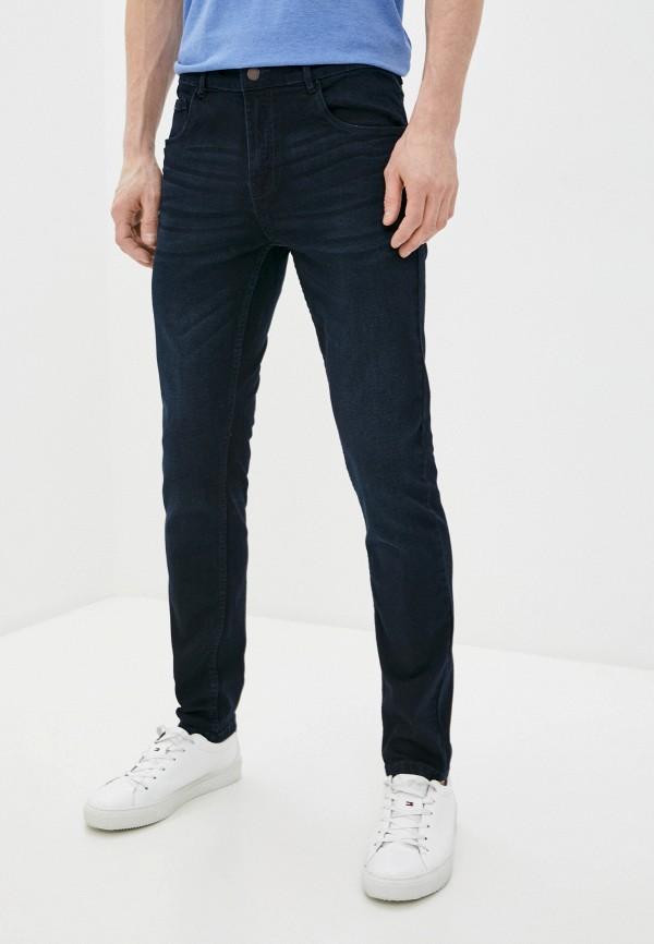 мужские зауженные джинсы haily's, синие