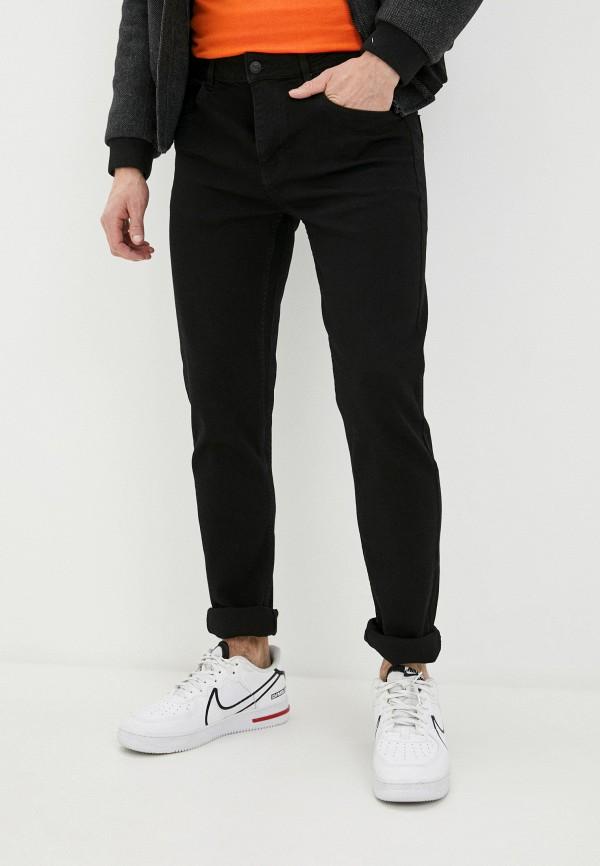 мужские зауженные джинсы haily's, черные