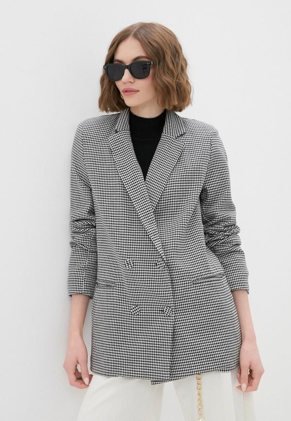 женский пиджак zabaione, разноцветный