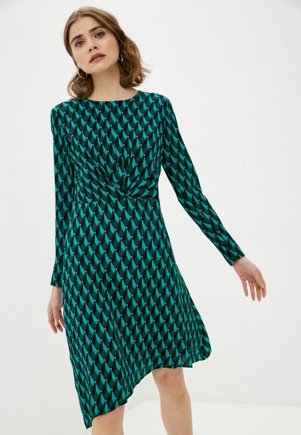 женское повседневные платье zabaione, зеленое
