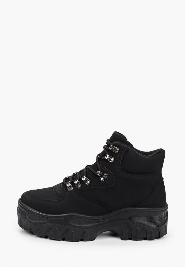 женские ботинки haily's, черные