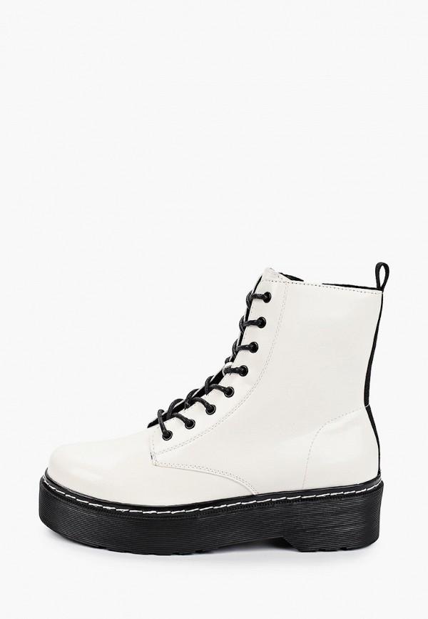 женские ботинки haily's, белые