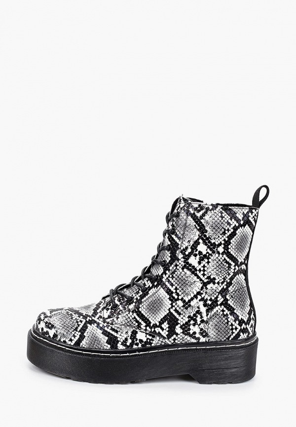женские ботинки haily's, серые