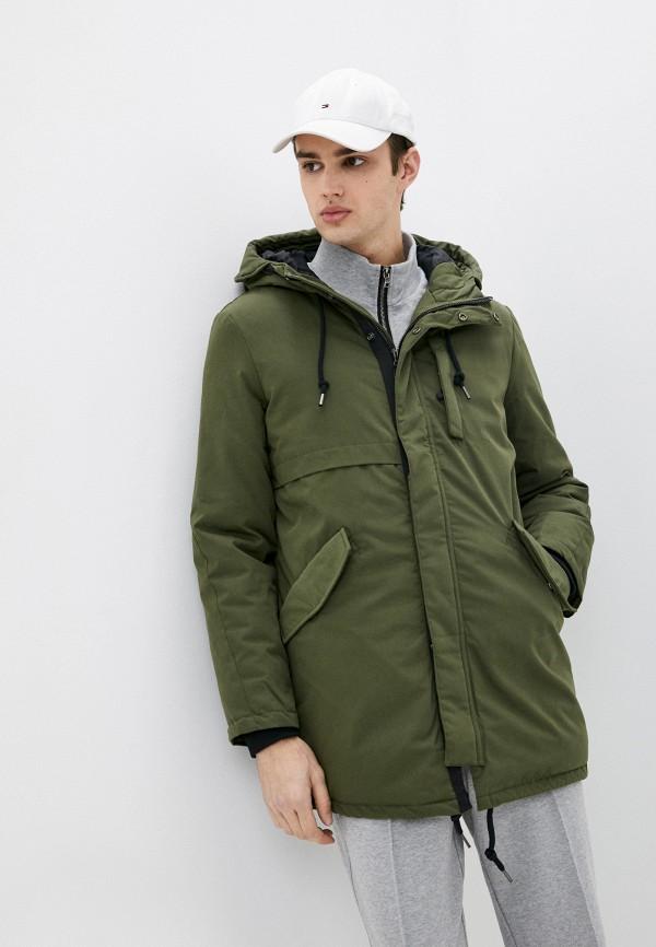 мужская куртка haily's, хаки