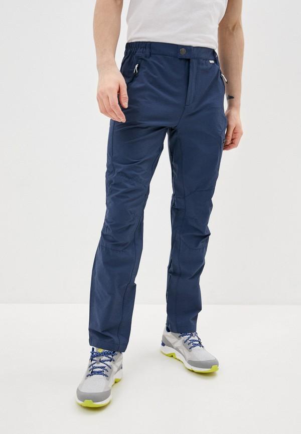 мужские спортивные брюки regatta, синие