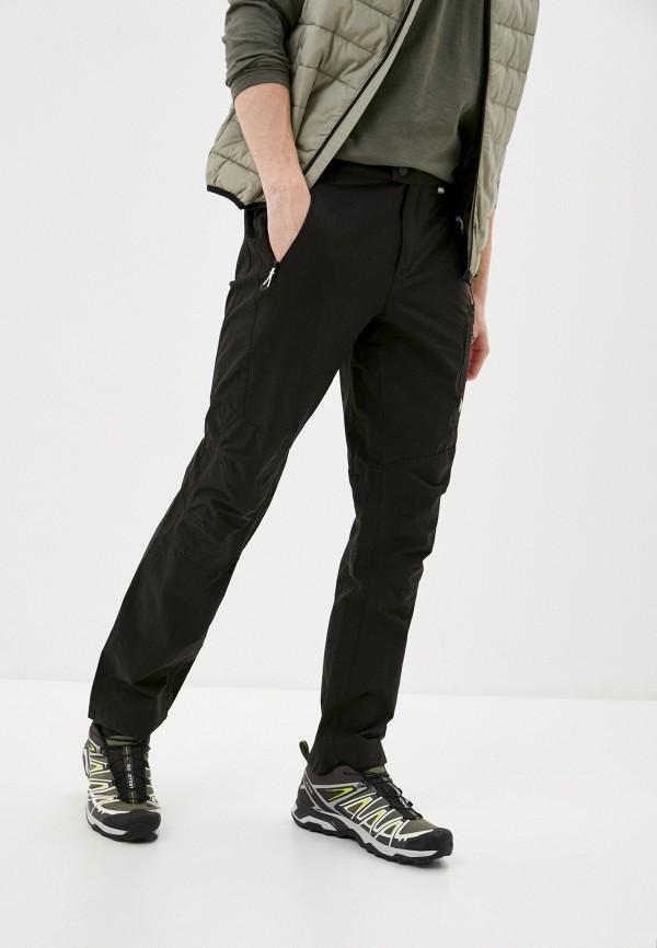 мужские спортивные брюки regatta, черные