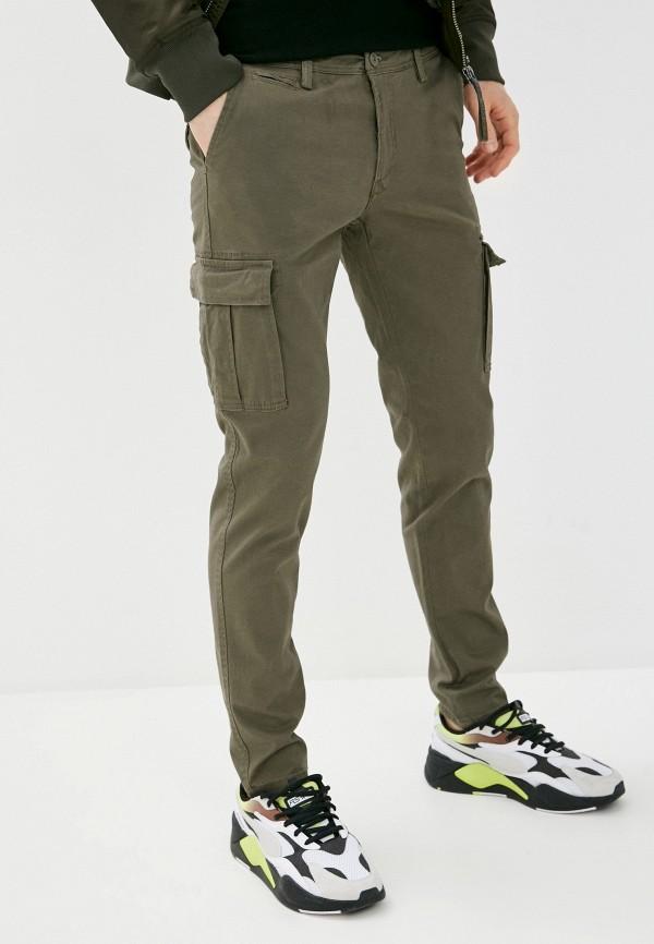 мужские брюки j. hart & bros, хаки