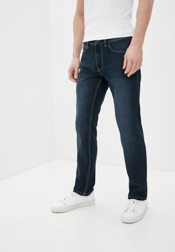мужские прямые джинсы j. hart & bros, синие