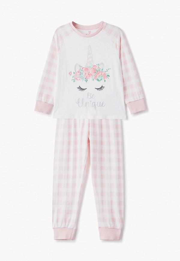 Пижама для девочки Blukids 5633201