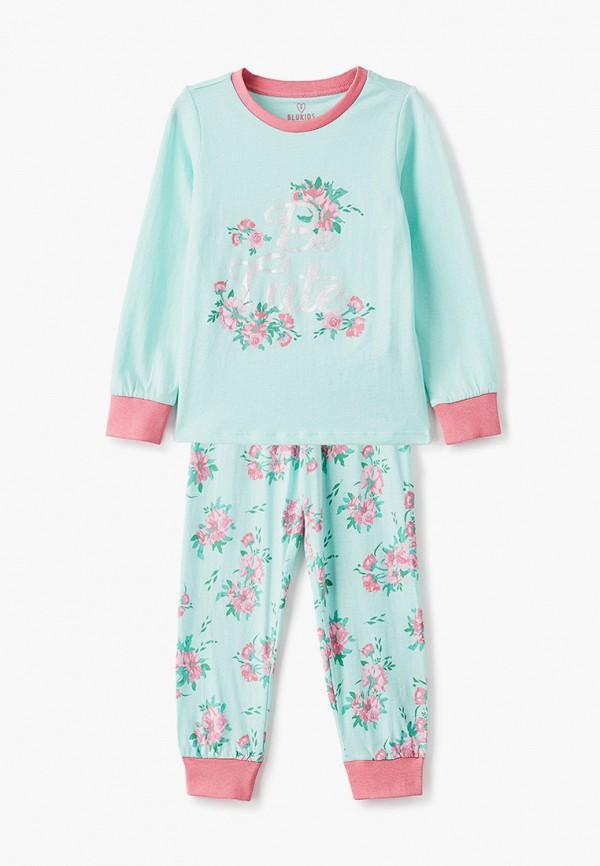 Пижама для девочки Blukids 5633205