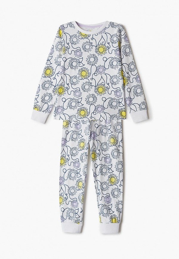 Пижама для девочки Blukids 5636279