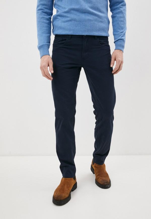 мужские брюки j. hart & bros, синие