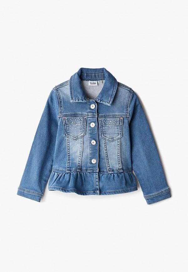 Куртка для девочки джинсовая Blukids 5655237