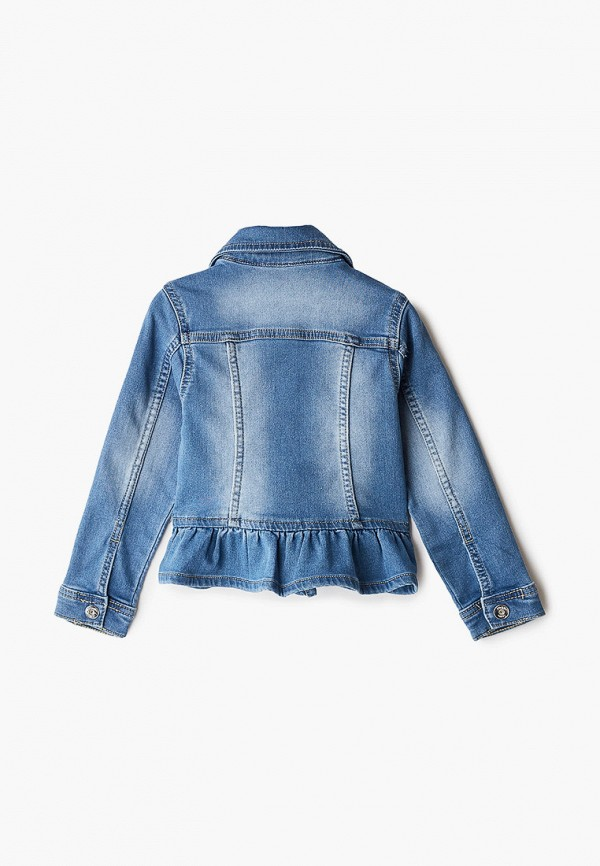 Куртка для девочки джинсовая Blukids 5655237 Фото 2