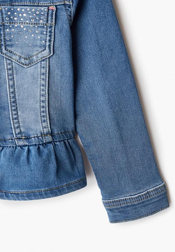 Куртка для девочки джинсовая Blukids 5655237 Фото 3