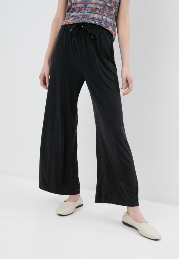 женские брюки desigual, черные