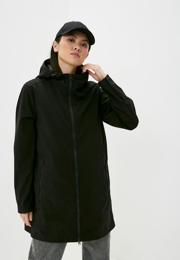 женская куртка colmar, черная