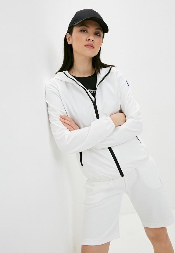 женская куртка colmar, белая