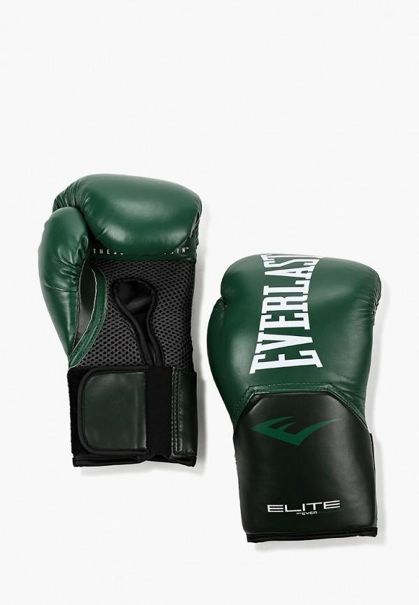 женские перчатки everlast, зеленые