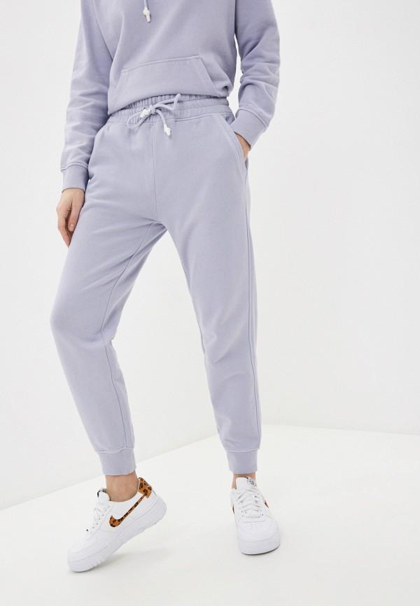 женские спортивные брюки s.oliver, фиолетовые