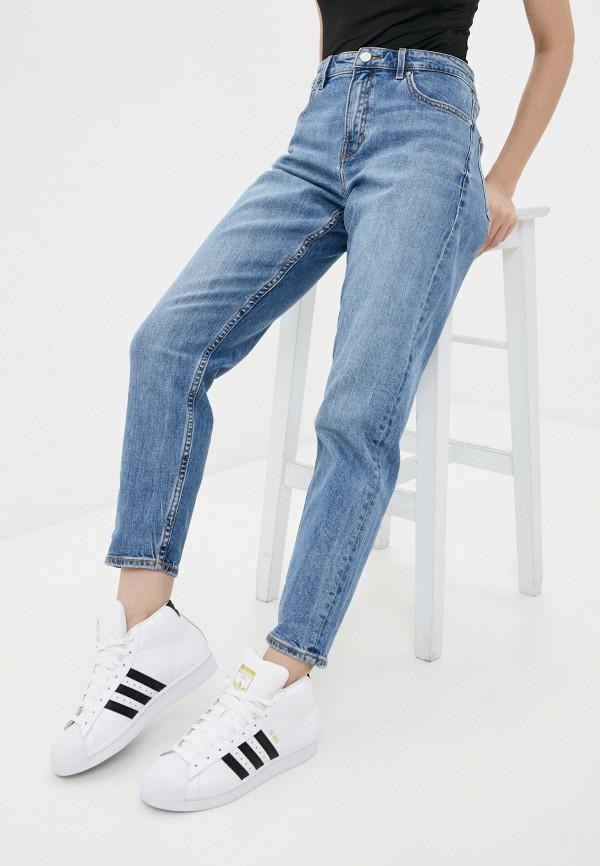 женские джинсы скинни s.oliver, голубые