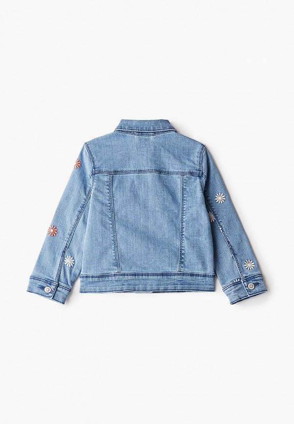 Куртка для девочки джинсовая s.Oliver 403.10.102.26.150.2058889 Фото 2