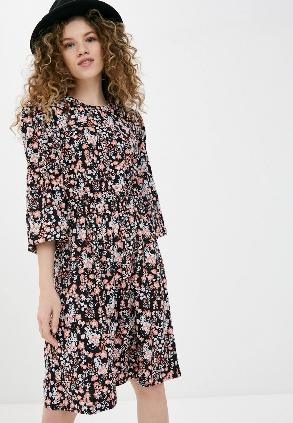 женское повседневные платье q/s designed by, разноцветное