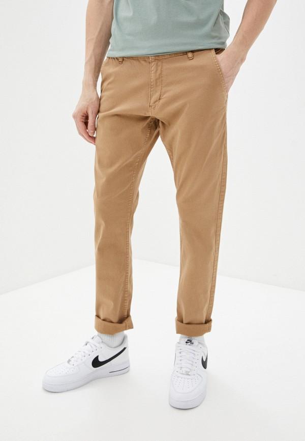 мужские брюки чинос q/s designed by, коричневые