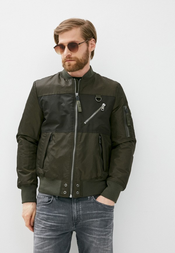 мужская утепленные куртка q/s designed by, хаки