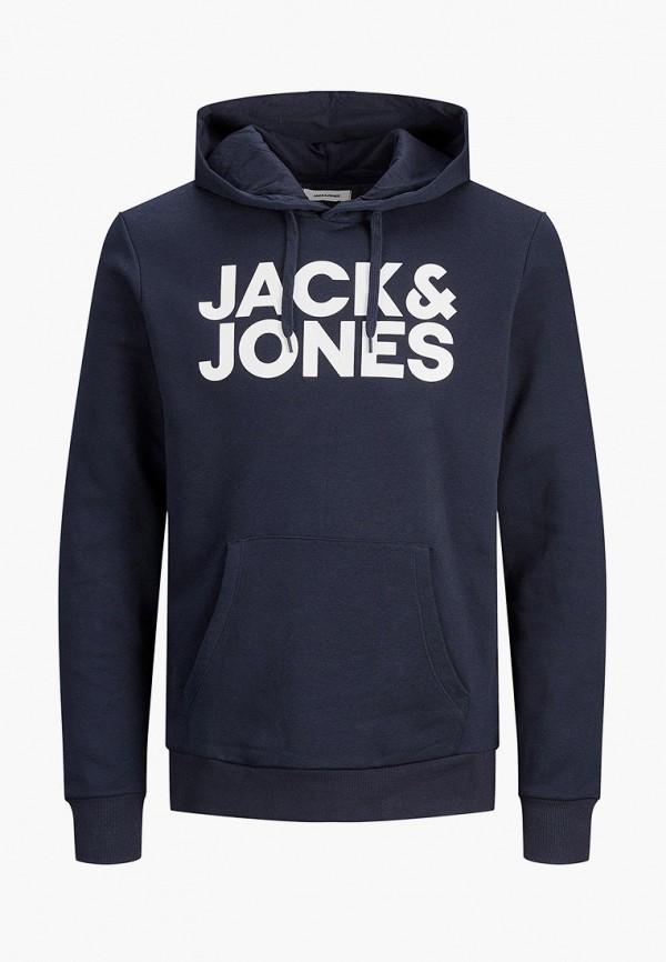 худи jack & jones для мальчика, синие