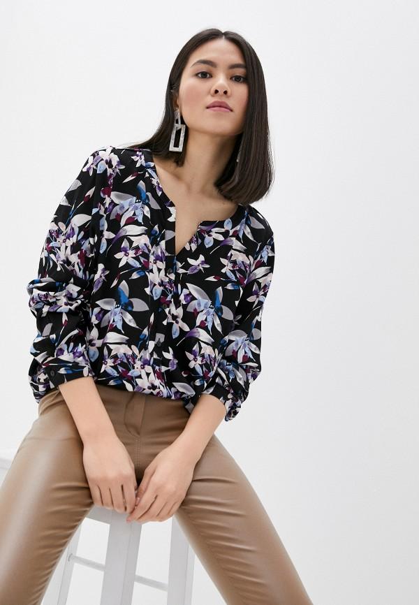 женская блузка zizzi, черная