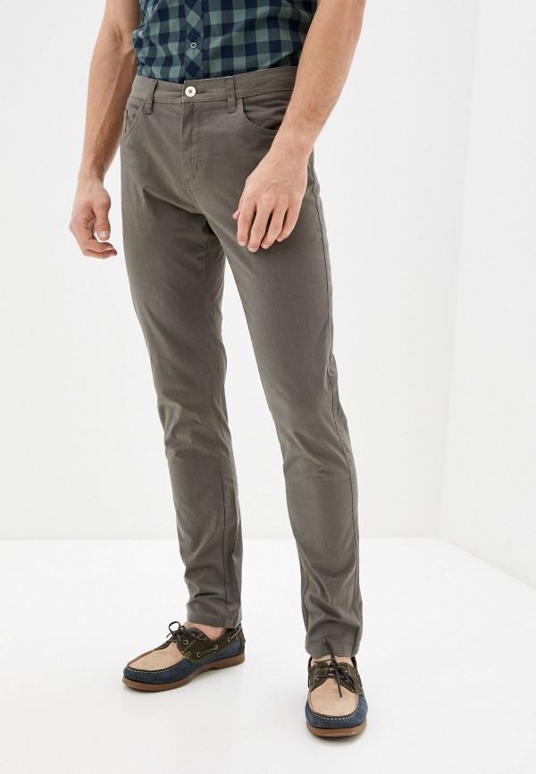 мужские повседневные брюки bruebeck, хаки