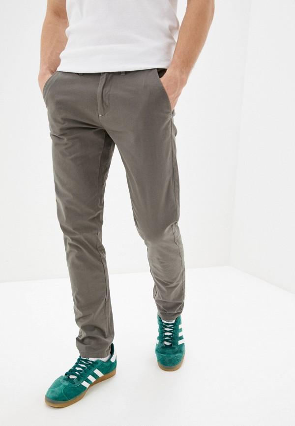 мужские брюки чинос bruebeck, хаки