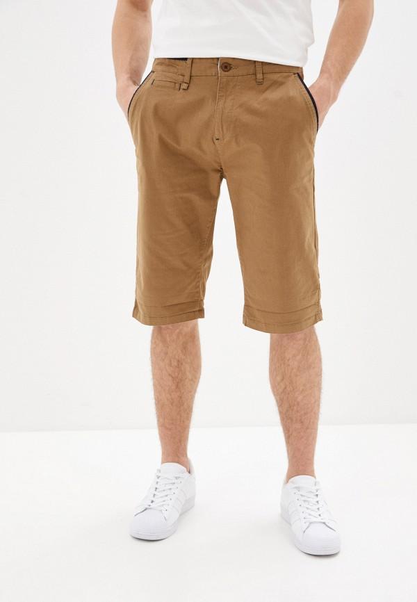 мужские повседневные шорты bruebeck, бежевые